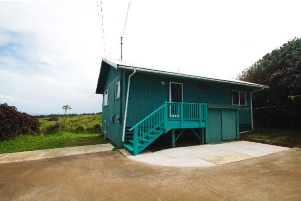 Big Island real estate home testimonial image of house